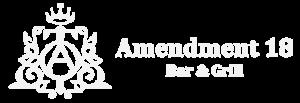Amendment 18